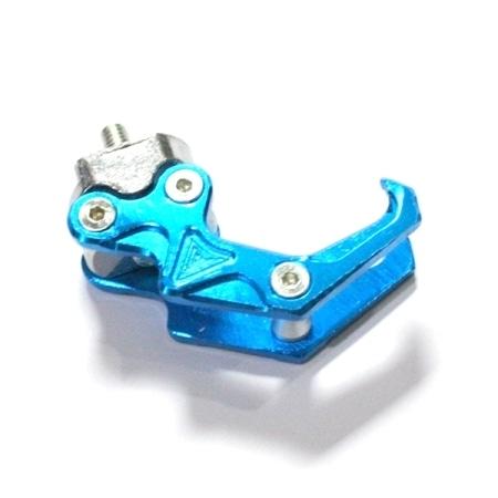GANTUNGAN BARANG ROBOT CNC BLUE