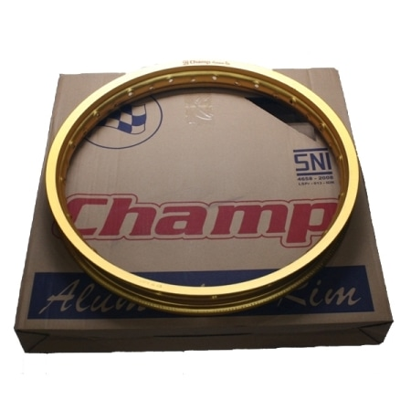 VELG CHAMP RING 17-160 GOLD