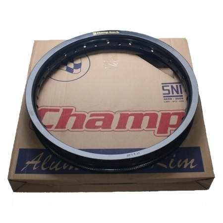 VELG CHAMP RING 17-185 BLACK