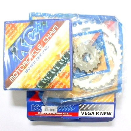 GEAR PAKET KC VEGA R NEW