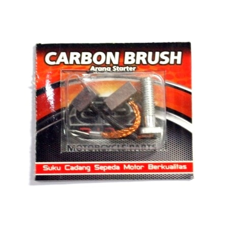 CARBON BRUSH GPX TIGER