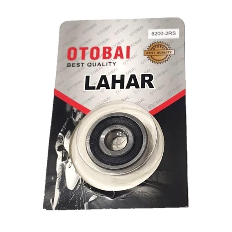 BEARING OTOBAI 6200 2RS PRESS