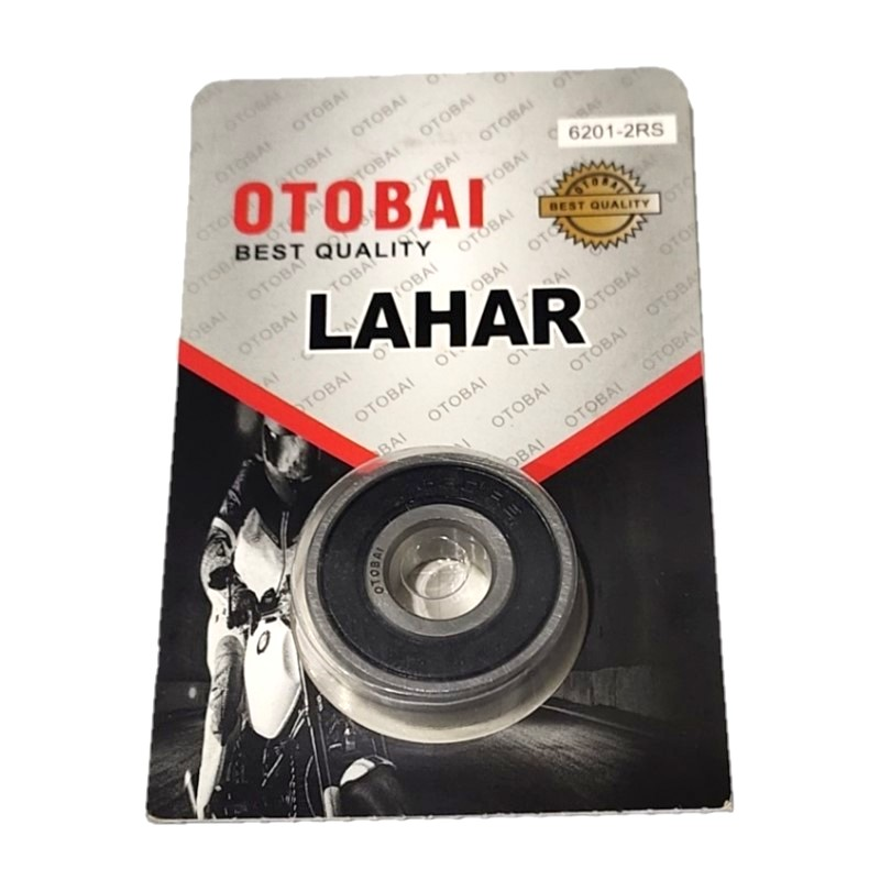 BEARING OTOBAI 6201 2RS PRESS