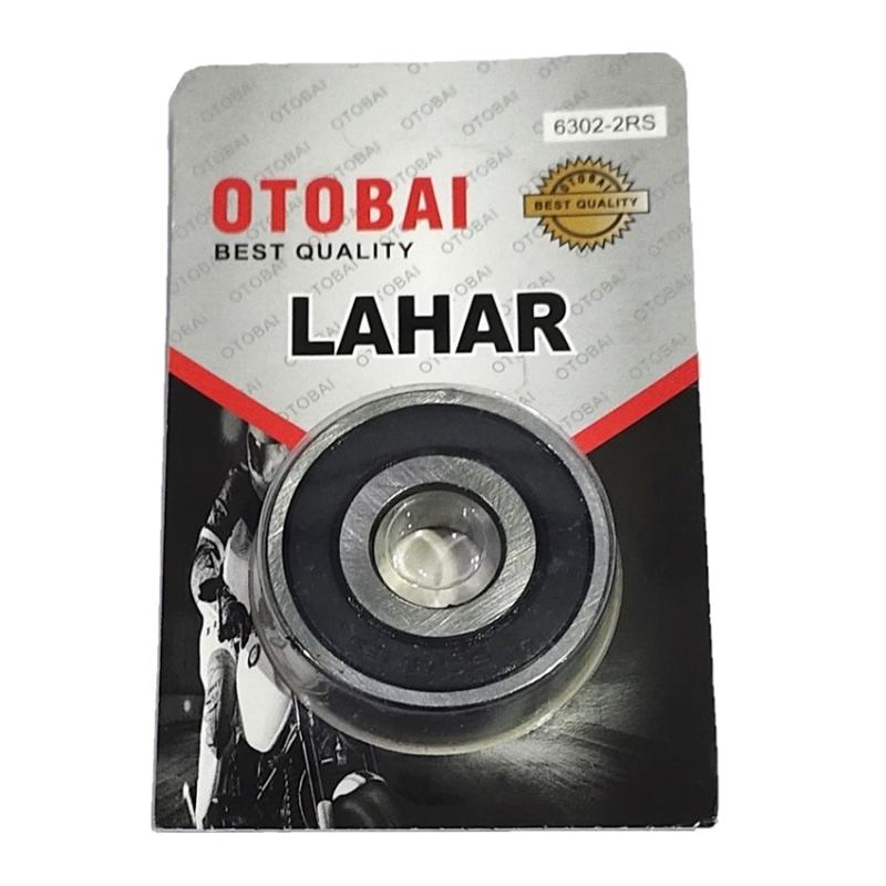 BEARING OTOBAI 6302 2RS PRESS