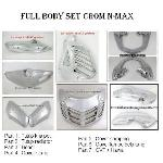 FULL BODY SET N-MAX CROM (7 parts) GOOKEM