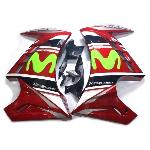 FAIRING NEMO VIXION MOVISTAR 2015 +SEN RED