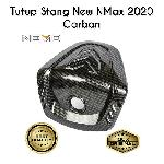 TUTUP STANG NEW N MAX 2020 CARBON NEMO