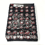 BAUT KEMBANG CNC SISIK RED (ISI 40PCS)
