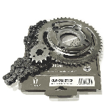 CHAIN KIT i-one GL PRO NEOTECH 428H-112L (46T-14T)