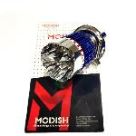 BOHLAM DEPAN CORONG 4 LED H4 2812 MODISH BLUE