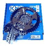 GEAR PAKET KNZ RX-KING 43T 13-43T/428H-120L